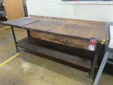 """Work Bench, 35"""" x 82"""""""