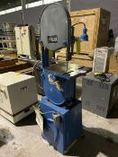 DELTA Vertical Bandsaw (Note: This item was not owned or related to the Pamarco Faciity. Item