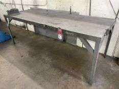 "Welding Table, 36"" x 96"""