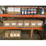 Lot of Assorted Printing Chemicals Including CMP Syn-Tac Pressroom Maintenance Kits, MP 2000 Poly
