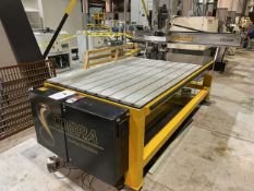 CAMASTER COBRA CR-406 CNC ROUTER (Note: This item was not owned or related to the Pamarco Faciity.