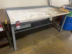 """Work Bench, 36"""" x 72"""""""