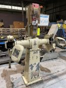 SETCO 101 DUAL PEDESTAL GRINDER (Note: This item was not owned or related to the Pamarco Faciity.