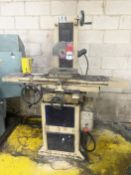 MIGHTY MACHINERY SGS-618F Surface Grinder, s/n 87H2B124