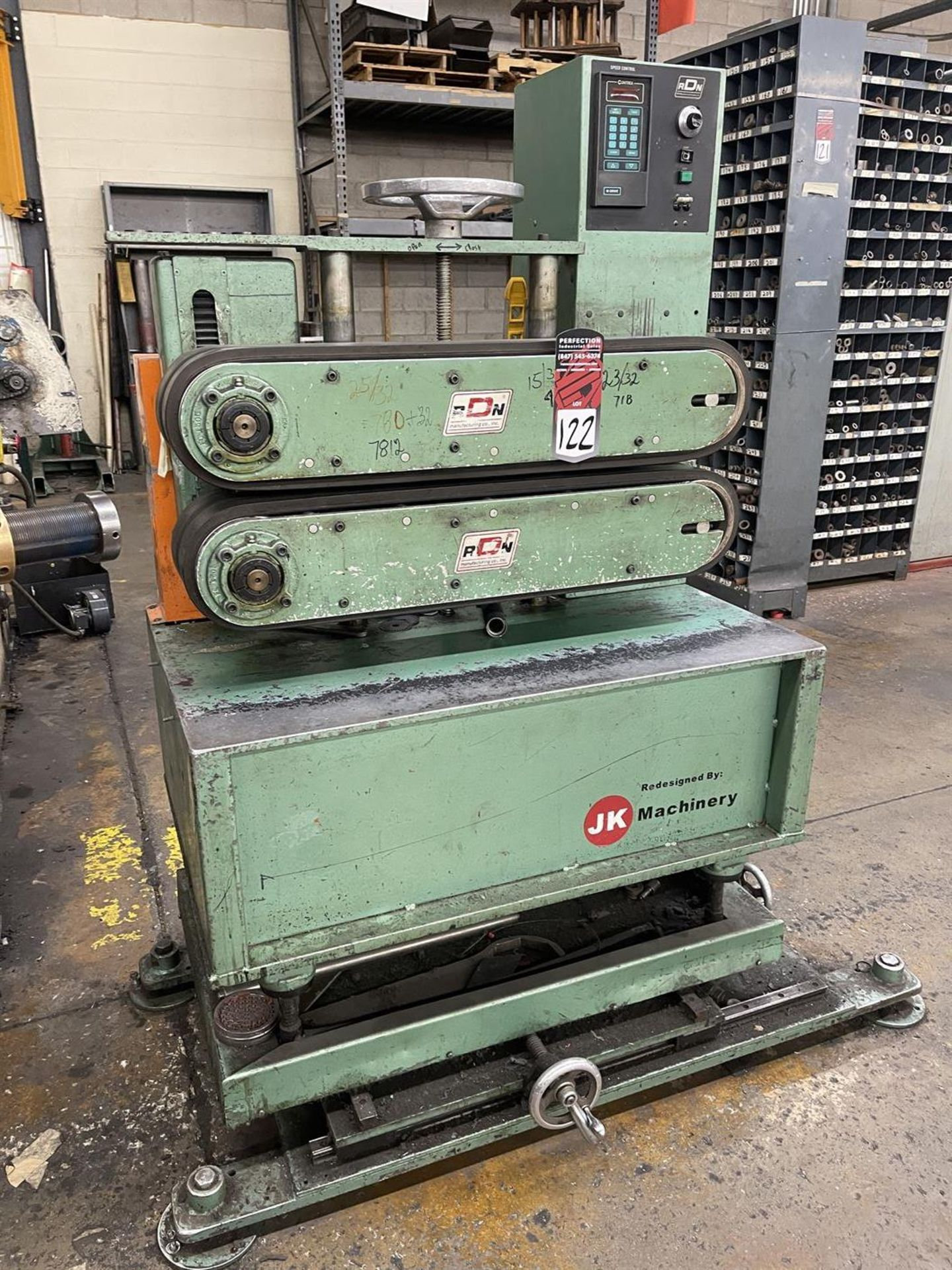RDN 230-6 Puller, s/n 38241