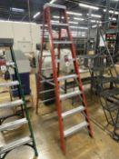 KELLER 978 8' Foot Fiberglass Step Ladder