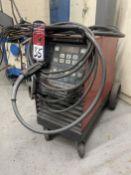 LINCOLN Idealarc SP-250 MIG Welder, s/n AC-765464