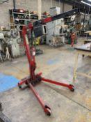 TORIN Big Red 1-Ton Engine Hoist