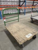 "Flatbed Shop Cart, 42"" x 30"""