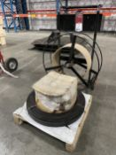 Banding Cart w/ Steel Banding Roll and FROMM P331 Auto Tensioner