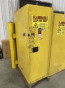 EAGLE 1946 48 Gal. Safety Storage Cabinet