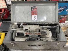 PORTER CABLE 1725 Extra Heavy Duty Porta-Band Saw