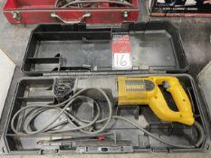 DEWALT DW304P VS Reciprocating Saw
