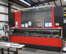 2004 AMADA HFE 170-4S 187 Ton CNC Press Brake, s/n N040204, w/ OPERATEUR PC Based 8 Axis CNC