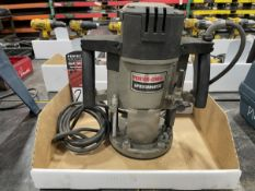PORTER CABLE Speedmatic Variable Speed Router