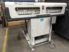 2014 LNS Quick Load Servo 80S2 Bar Feed, s/n 27118401