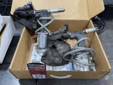 Lot of (2) HANSON AF-60 Auto Feed Rivet Guns