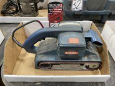 "BOSCH 1273 4"" x 24"" Electric Belt Sander"