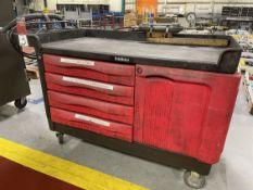 TRADEMASTER Rolling Tool/Work Bench