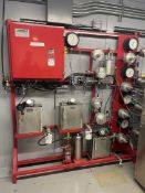 Lorimer Pressure System for Pressurizing the Environmental Chamber, Lot 381, (Location: Test Cell