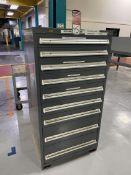 VIDMAR 9-Drawer Bal Bearing Tool Cabinet