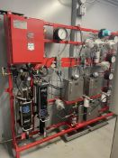 Lorimer Pressure System for Pressurizing the Environmental Chamber, Lot 383, (Location: Test Cell