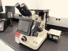 Nikon Epiphot Metallurgical Microscope, s/n 260153, SAP #10113652, (Location: Met Lab)