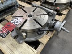 """Unknown Make 12"""" Rotary Table"""
