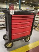 RUBBERMAID Rolling Tool Chest