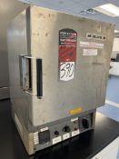 """Blue M Electric Oven OV-12A, s/n OV1-10128, 11"""" x 11"""" x 12"""" High, 500 Deg F Max Temp, (Location: Met"""