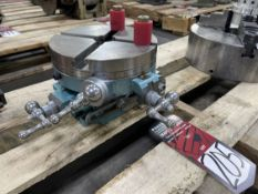 """Unknown Make 8"""" Tilting Rotary Table"""