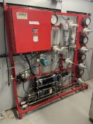 Lorimer Pressure System for Pressurizing the Environmental Chamber, Lot 379, (Location: Test Cell