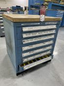 LYON 7-Drawer Ball Bearing Tool Cabinet