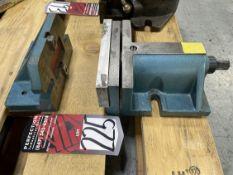 "6"" 2-Piece Quick Clamp Milling Vise"
