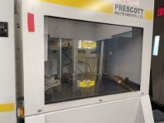 Prescott Instruments Mooney Line Viscometer, HCT 170418, (Location: Test Cell Building)