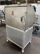 Unknown Make Cooling Cabinet w/ Twin City JRW-SW 805F Fan Blower