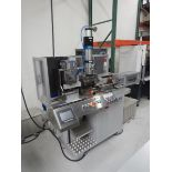 2018 TVM TENNESSEE Robotic Core Shooter, s/n 27808, w/ OMNI Chiller