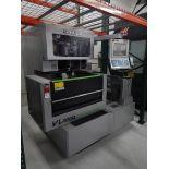 2017 SODICK VL400Q Wire Type EDM, s/n T0169, LN2W Control
