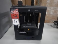 MONOPRICE IIIP 3D Printer, s/n 157010