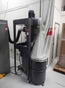 2018 Dayton 3AA25B 5 HP Dust Collector , s/n 2018100013