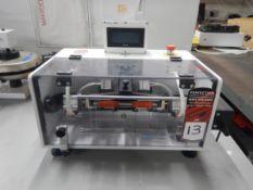 2018 SGM MTB Temple Tip Bending Machine s/n 002 N 18