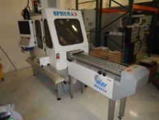 2018 MEI SPHERA 3 CNC Eyeglass Processing Machining Center , s/n 170012-12