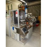 2018 TVM TENNESSEE Robotic Core Shooter, s/n 27302, w/ OMNI Chiller