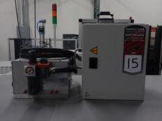 2018 SGM PMCE Hinge Test Machine, s/n 001 HB 18