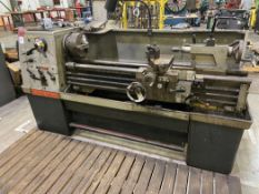 "Clausing Colchester 15x48 Engine Lathe, 2000 RPM, In/MM, 10"" 3-Jaw, 2"" Hole, s/n NA"