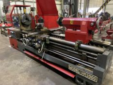 "Kingston HR2000 x 34, 15.5"" 3-Jaw, 80"" Centers, 4"" Hole,"