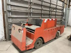 Taylor-Dunn B 2-56 Electric Burden Carrier Utility Vehicle, s/n 82307, 36V, Need Battery