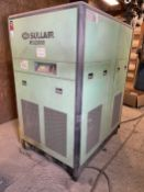 Sullair RD-2000 Refrigerated Air Dryer, s/n 2211SA0653, (Blast/Paint Building)