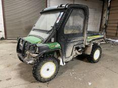 John Deere 855D Gator XUV, s/n M0HX0PA114997, 4X4, Diesel, Heat, Power Dump