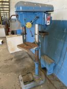ROCKWELL 17-600 Drill Press, s/n 1342796, 3/4 HP Motor (Condition Unknown)